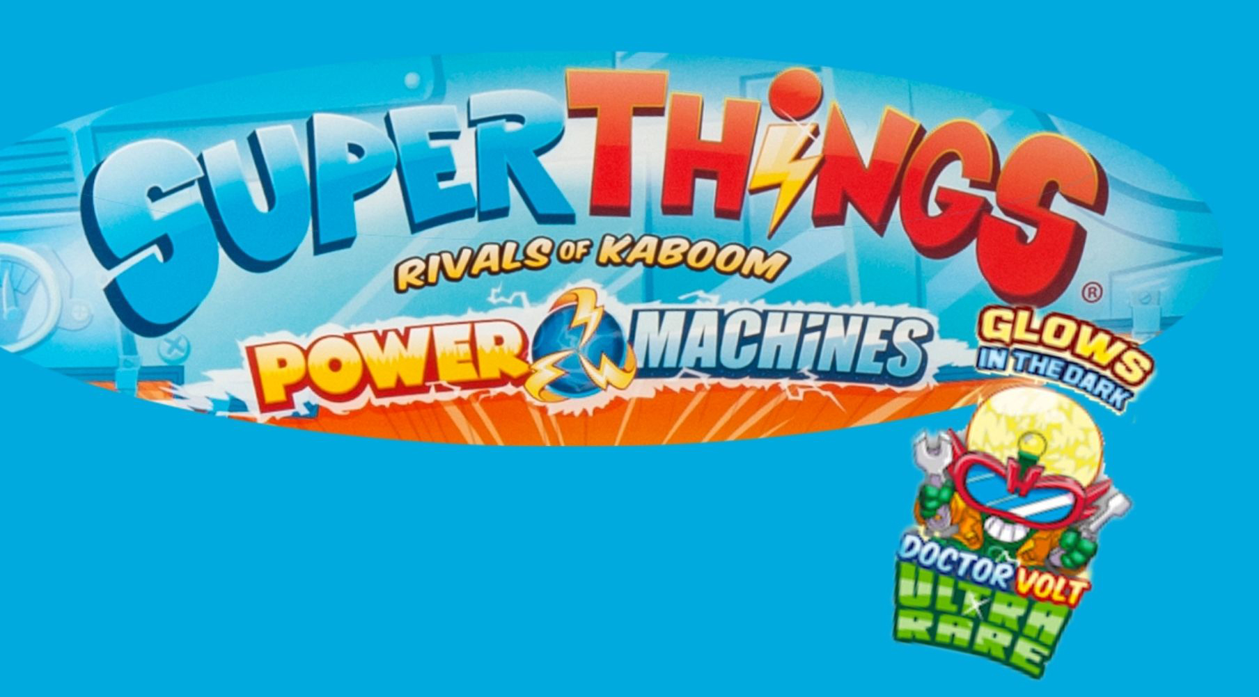 Superthings Serie 7 Power Machines Doctor Volt