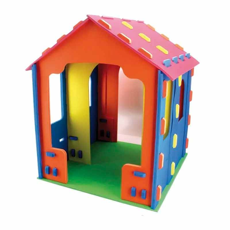 casa infantil goma eva juguetoon