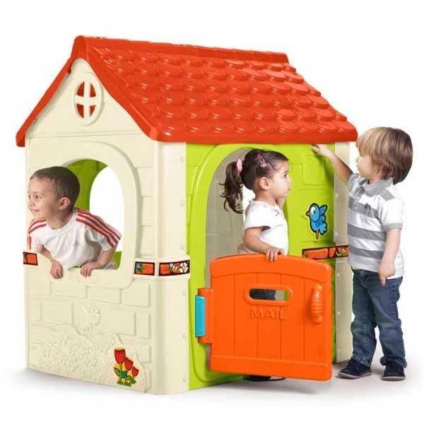 casita de jardin fantasy house feber juguetoon